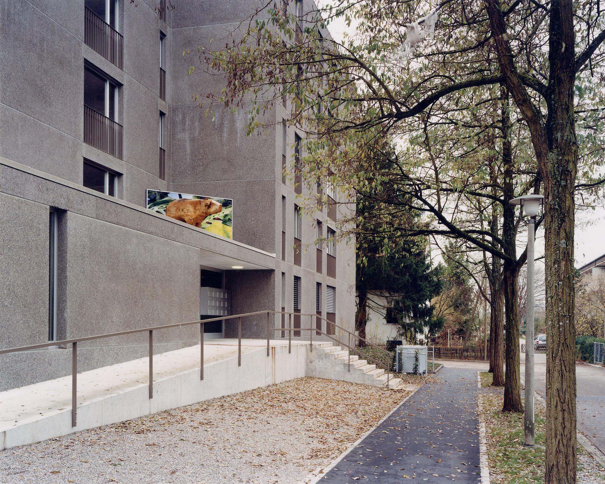 009Wohnüberbauung Stöckenacker Zürich