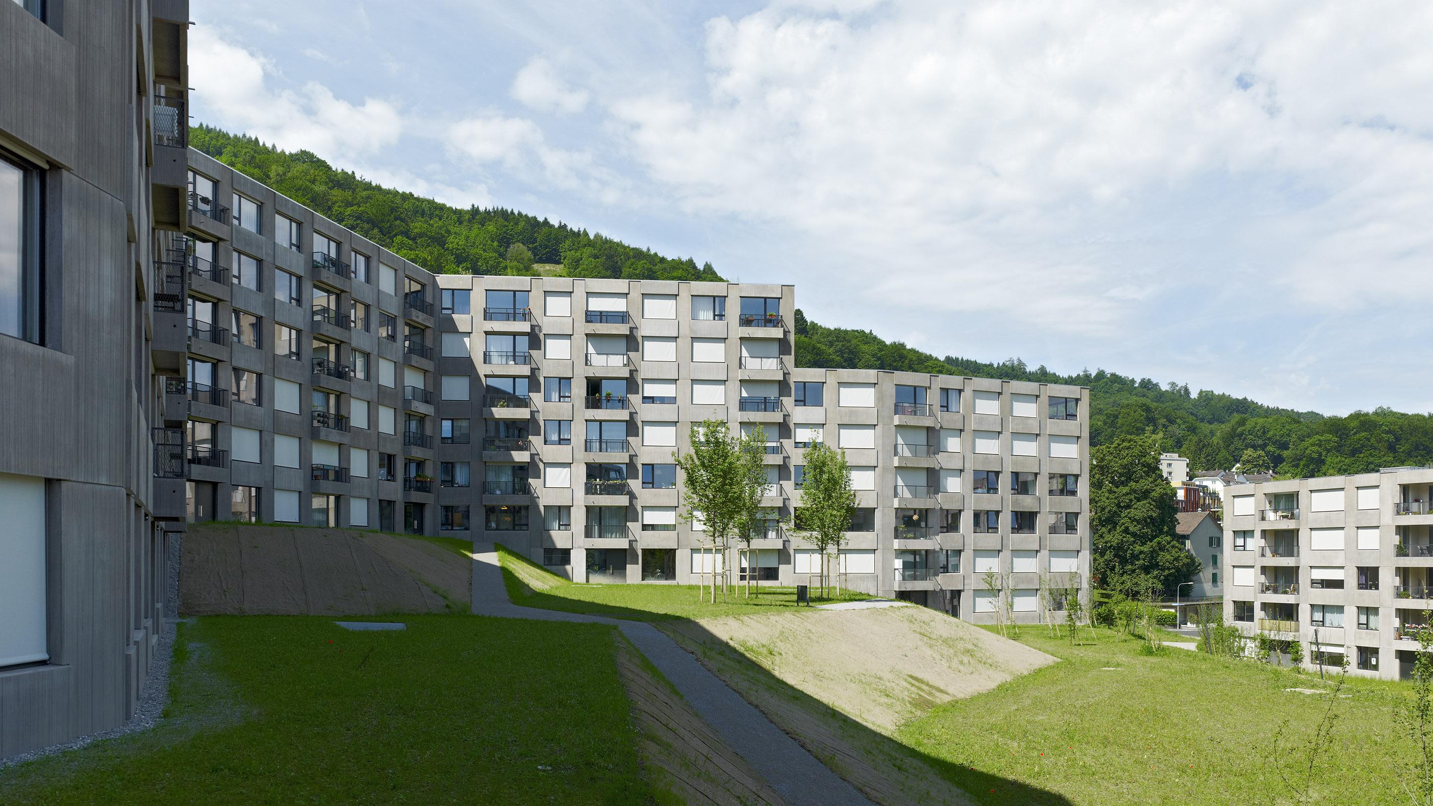 084Ersatzneubauten Triemli Zürich