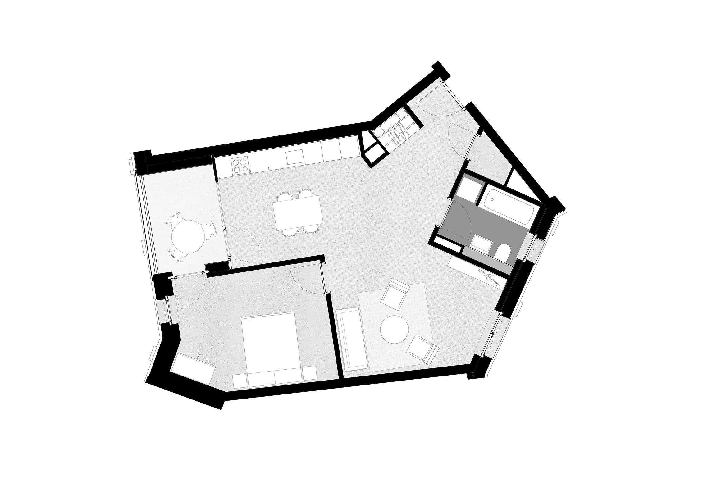 203Wohnsiedlung Letzigraben Zürich