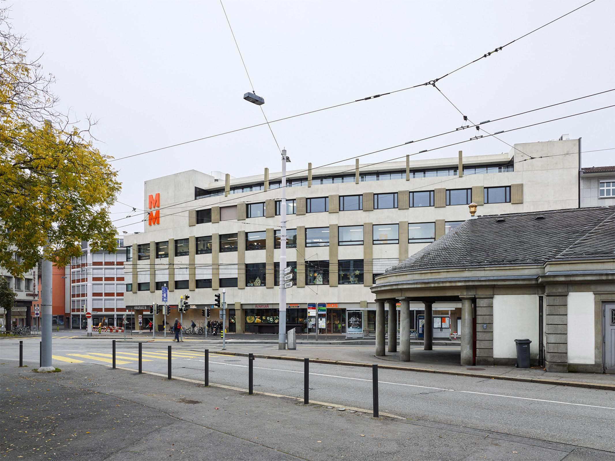 205Migros Kreuzplatz Zürich