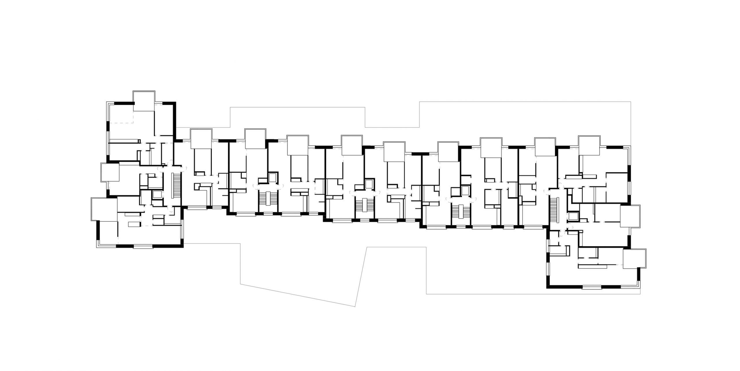 250Stadthaus Mythenquai Zürich