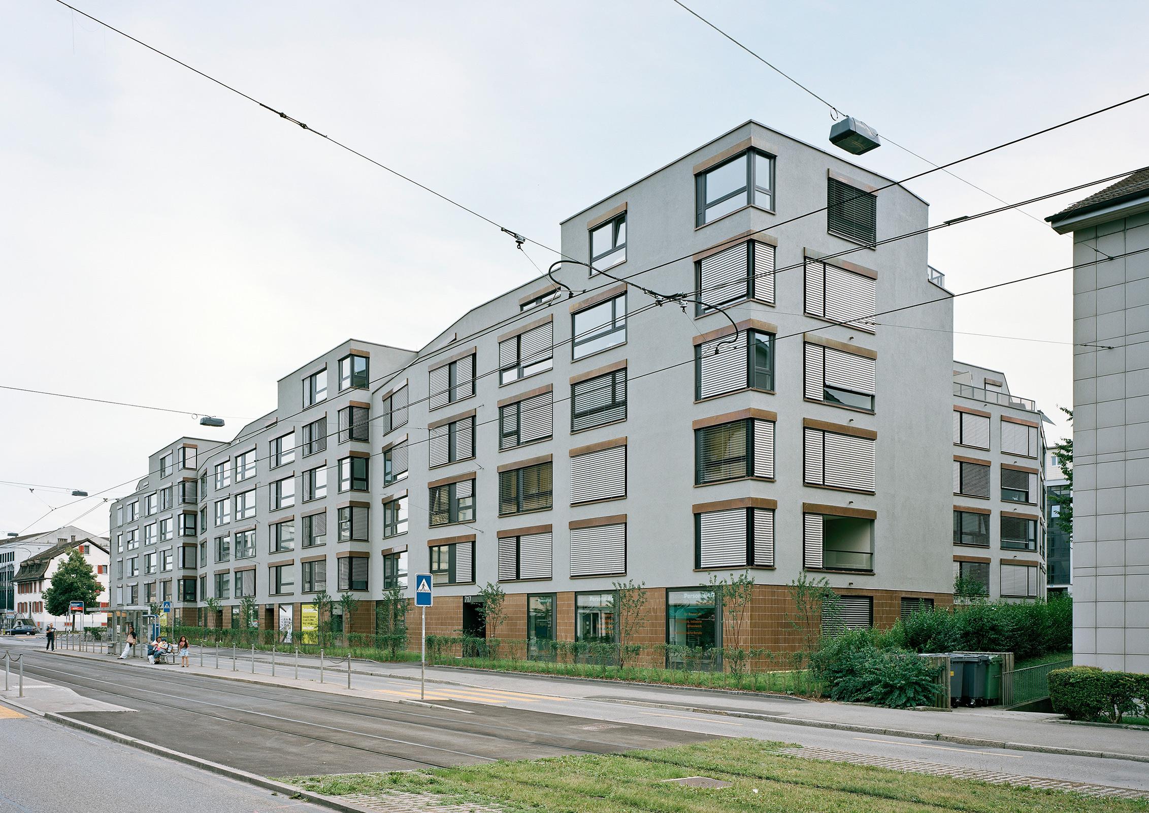098Wohnsiedlung Badener 707